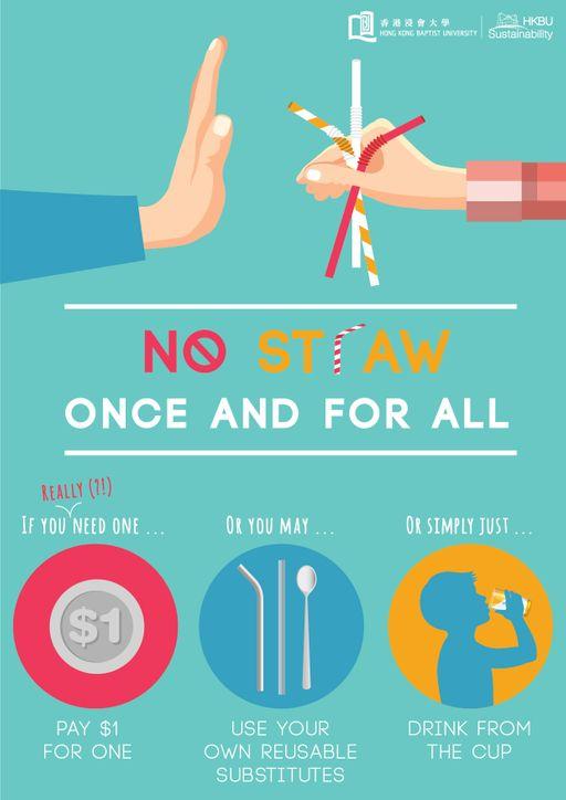 no straws campaign