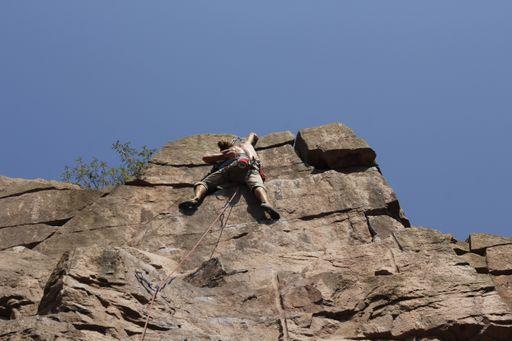 climbing and environment