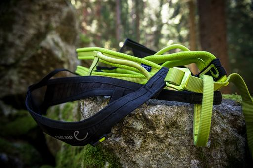Edelrid and Bluesign