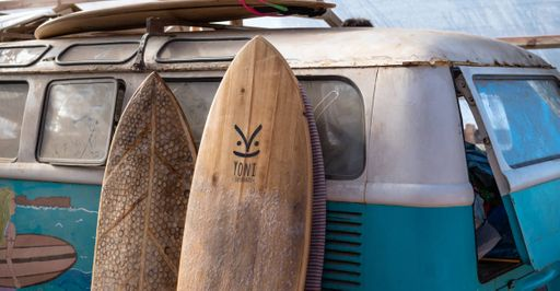 Yoni Surfboards